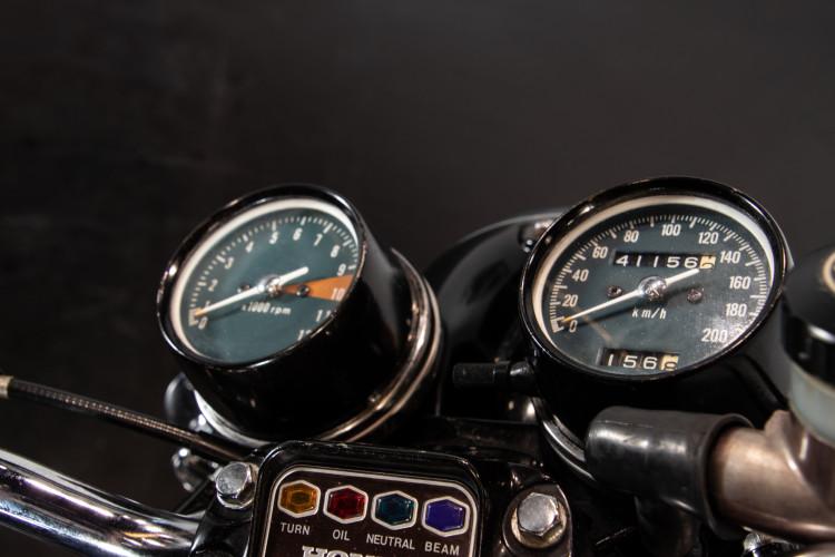 1976 Honda CB 500 Four 17