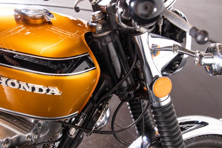 1972 Honda CB 750 F 16
