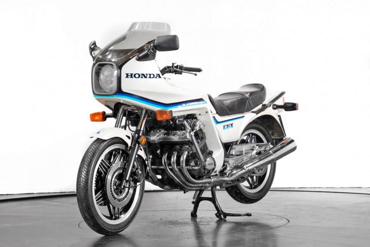 1981 Honda CBX 1000 0