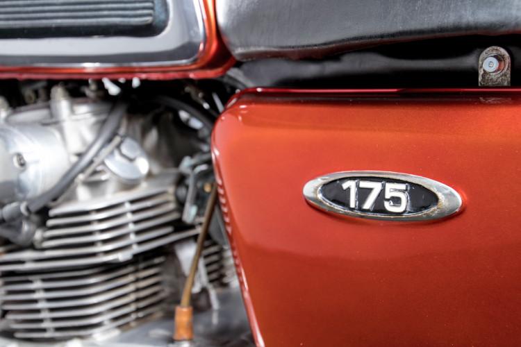 1970 Honda CD 175 8
