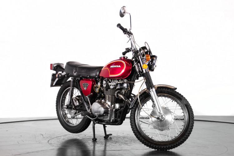 1972 HONDA CL 450 9