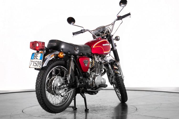 1972 HONDA CL 450 7