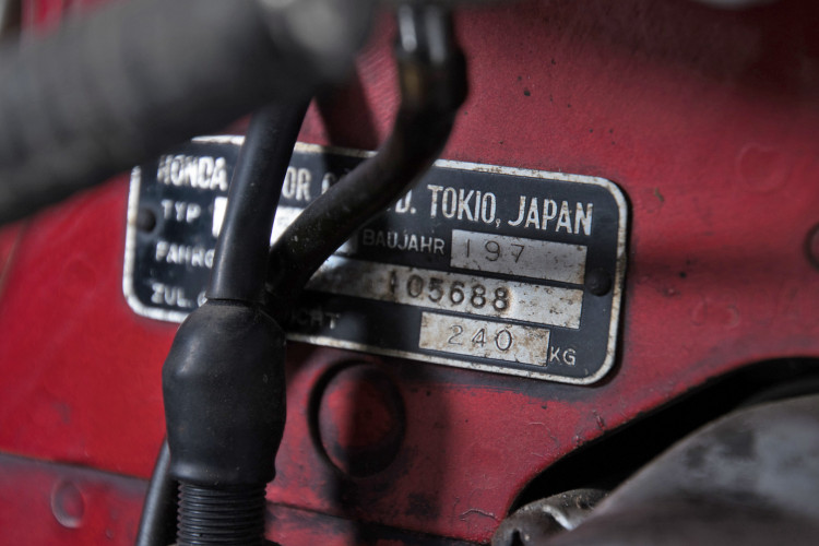 1969 Honda DAX 12