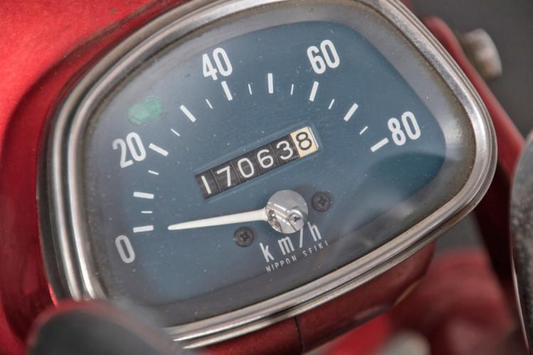 1969 Honda DAX 7