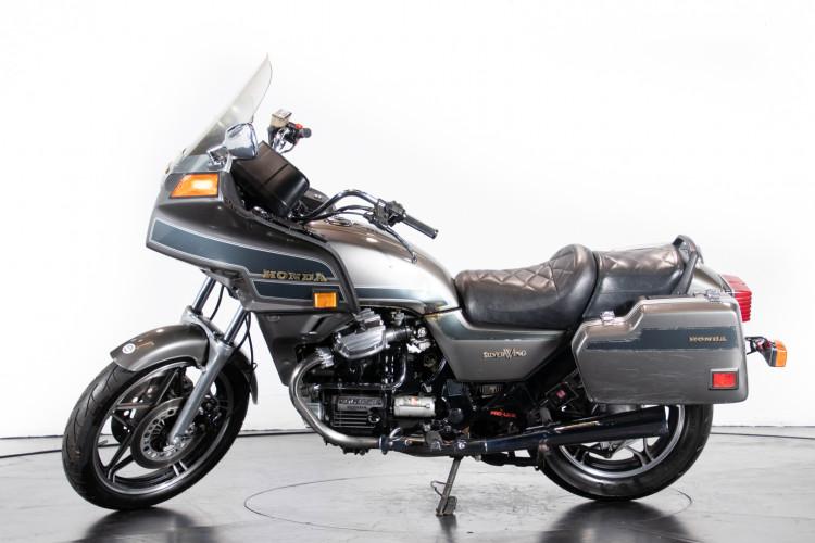 1984 Honda Silver Wing GL650 0