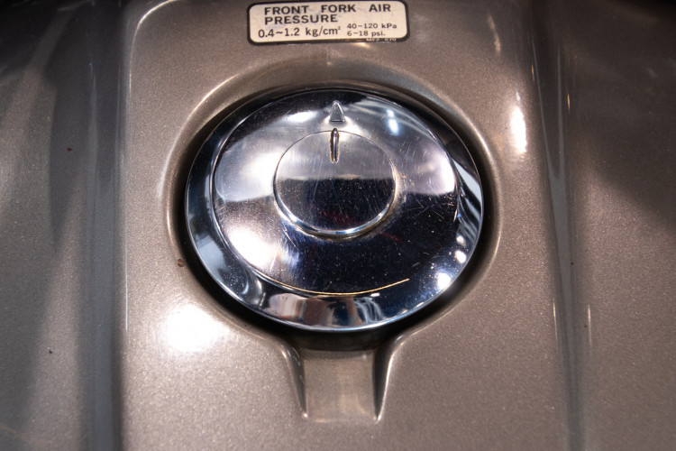1984 Honda Silver Wing GL650 7