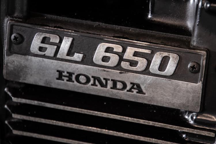 1984 Honda Silver Wing GL650 20
