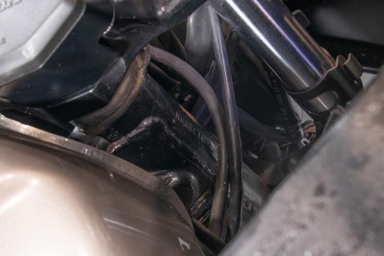 1984 Honda Silver Wing GL650 18