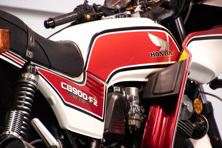 1983 Honda CB 900- F2 SC09 10