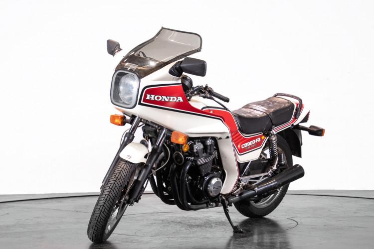 1983 Honda CB 900- F2 SC09 1