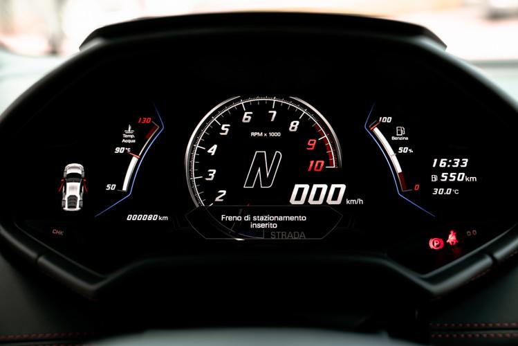 2021 Lamborghini Huracan EVO 39