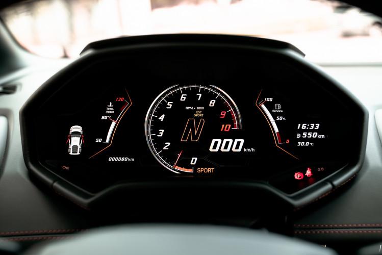 2021 Lamborghini Huracan EVO 41