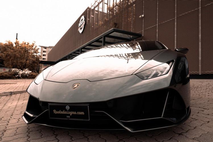 2021 Lamborghini Huracan EVO 7