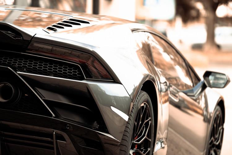2021 Lamborghini Huracan EVO 5