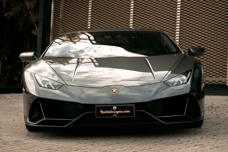 2021 Lamborghini Huracan EVO 3