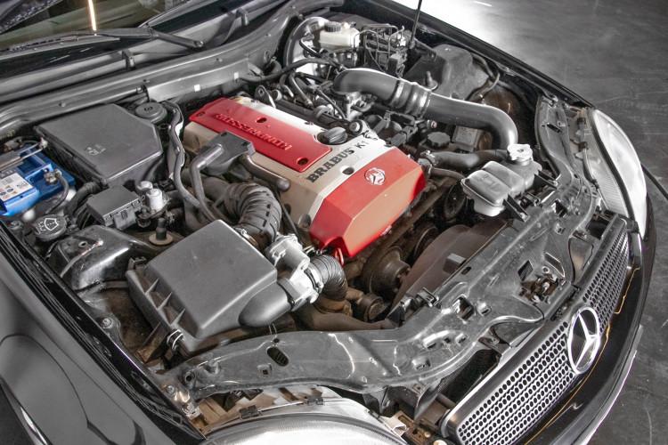 1998 Mercedes-Benz 230 Brabus K1 34