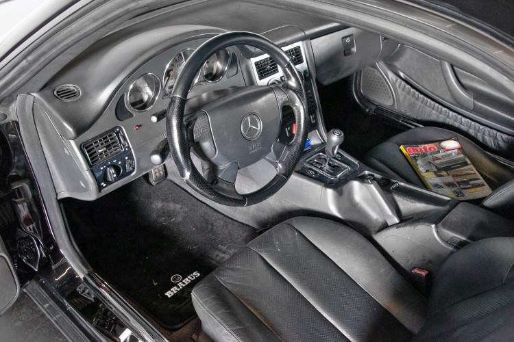 1998 Mercedes-Benz 230 Brabus K1 17