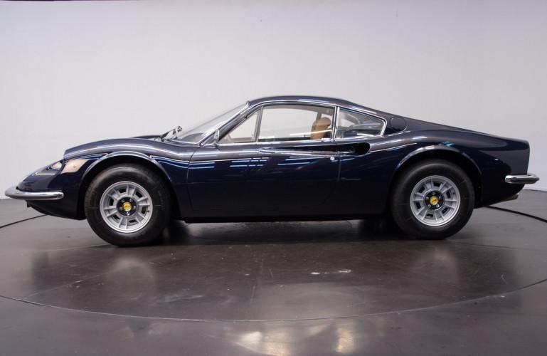 1972 Ferrari Dino 246 GT 8