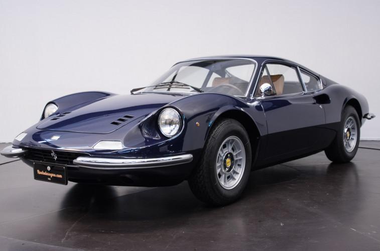 1972 Ferrari Dino 246 GT 0