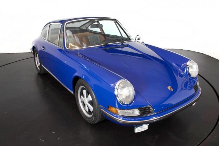 1973 Porsche 911 - 2.4T 8