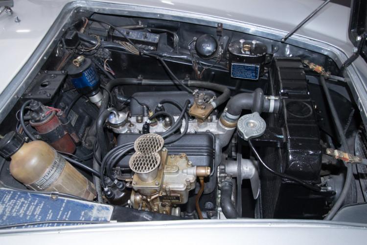 1958 Lancia Appia GTZ 26