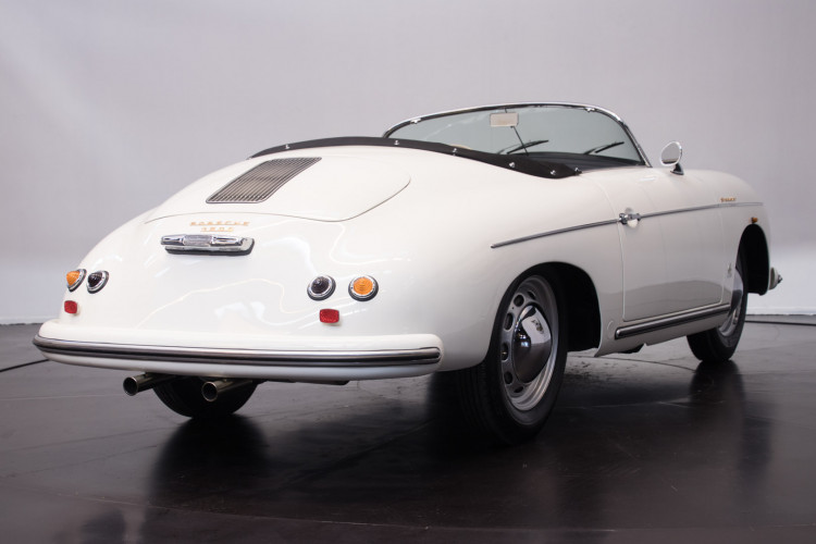 1955 Porsche 356 pre-A Speedster 6