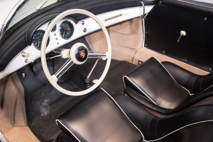 1955 Porsche 356 pre-A Speedster 11
