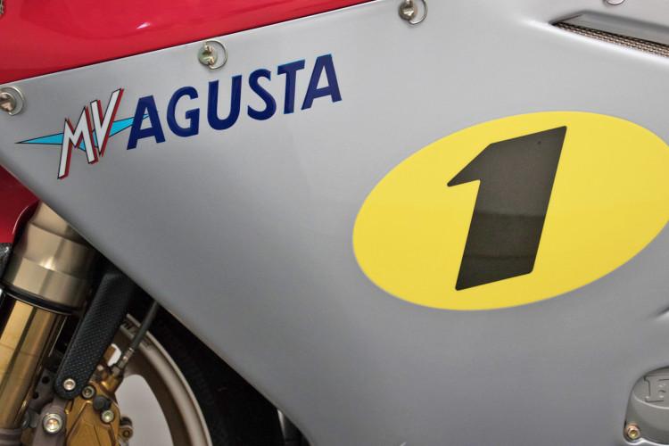 """2004 MV Agusta F4 AGO """"Limited Edition"""" 9"""