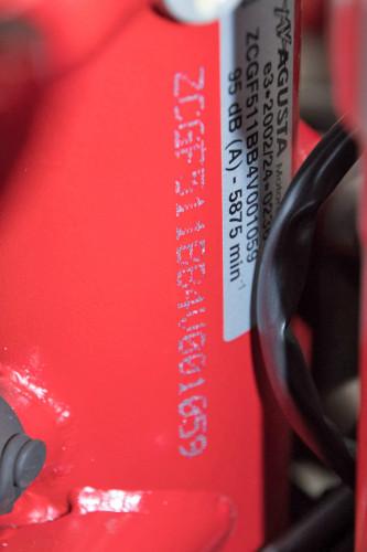 """2004 MV Agusta F4 AGO """"Limited Edition"""" 10"""