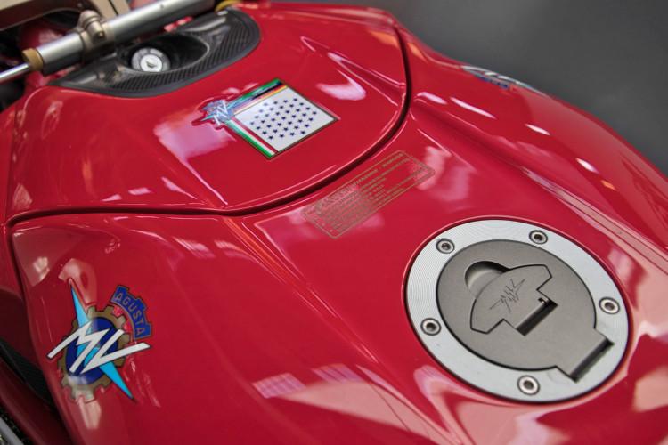 """2004 MV Agusta F4 AGO """"Limited Edition"""" 12"""
