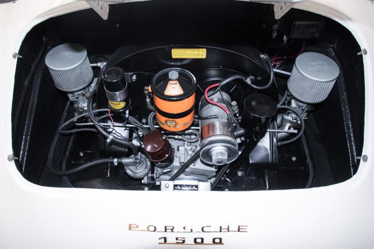 1955 Porsche 356 pre-A Speedster 26