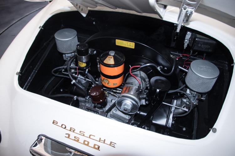 1955 Porsche 356 pre-A Speedster 25