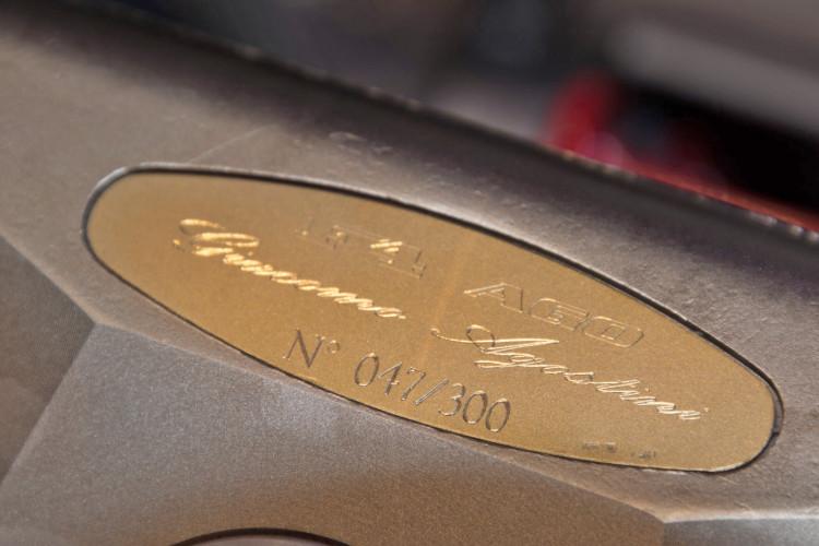 """2004 MV Agusta F4 AGO """"Limited Edition"""" 16"""