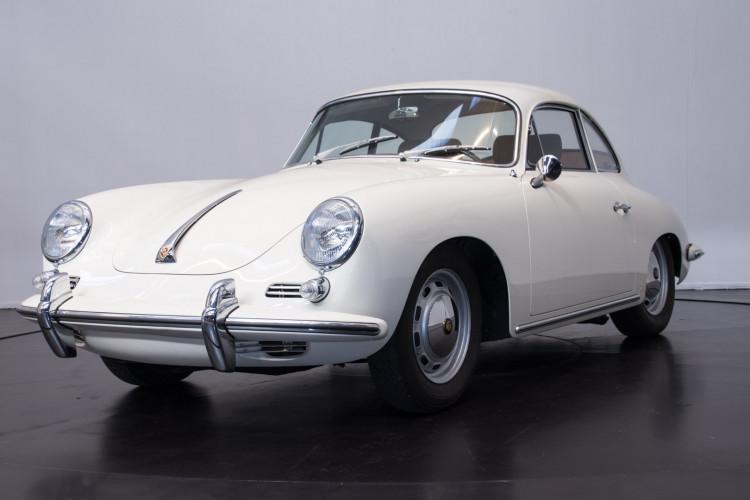 1964 Porsche 356 SC 0