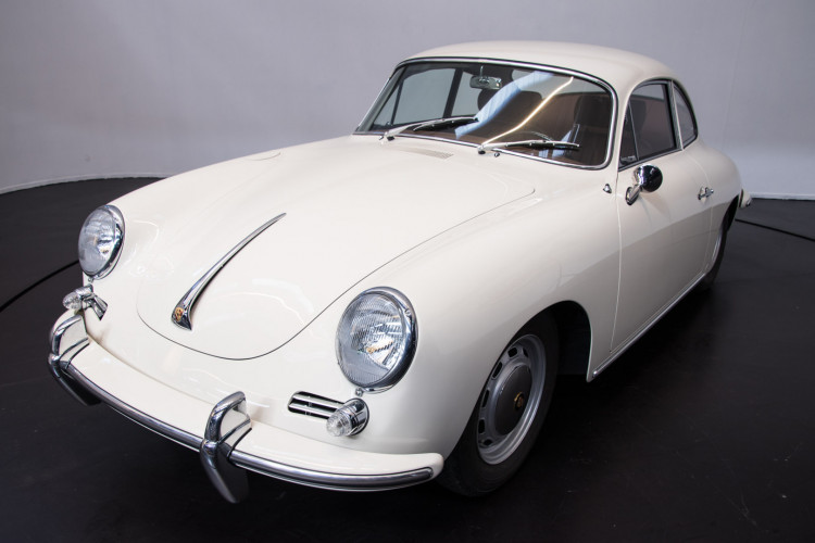 1964 Porsche 356 SC 8
