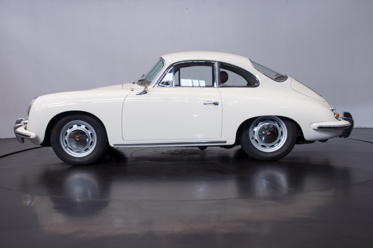1964 Porsche 356 SC 7