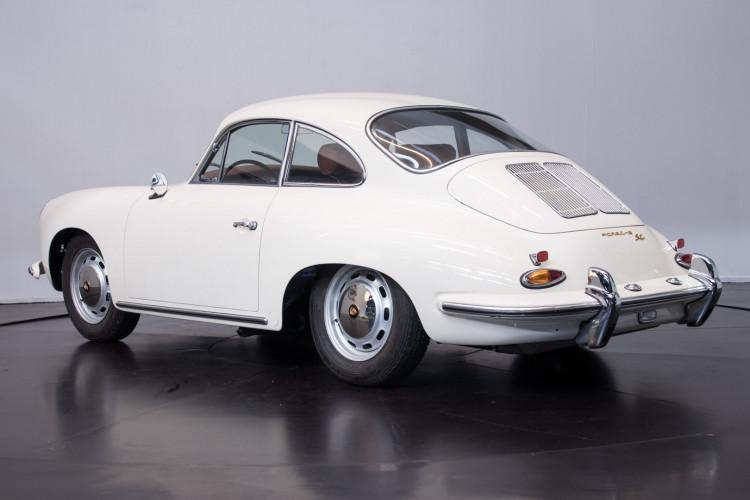 1964 Porsche 356 SC 6