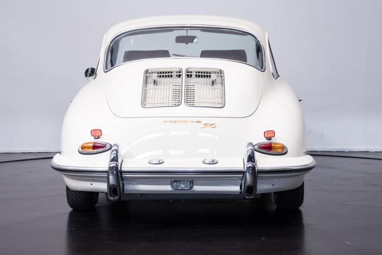 1964 Porsche 356 SC 5