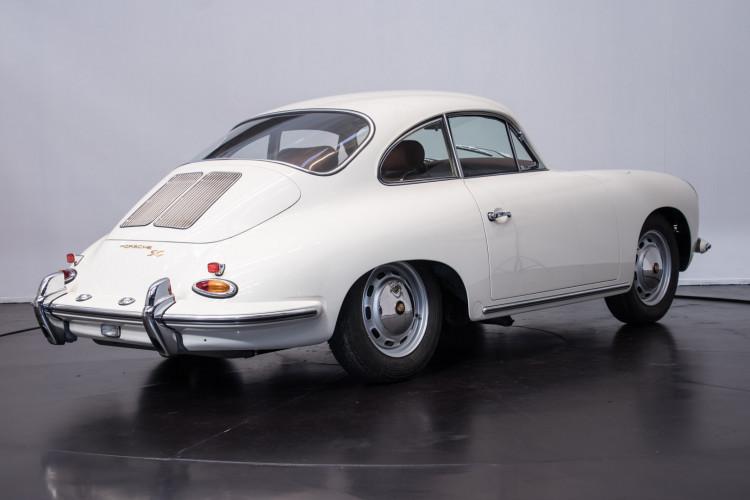 1964 Porsche 356 SC 4