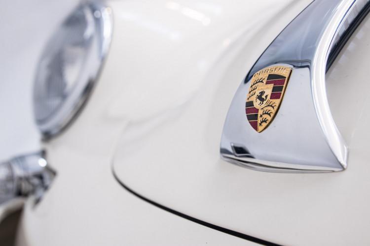 1964 Porsche 356 SC 19