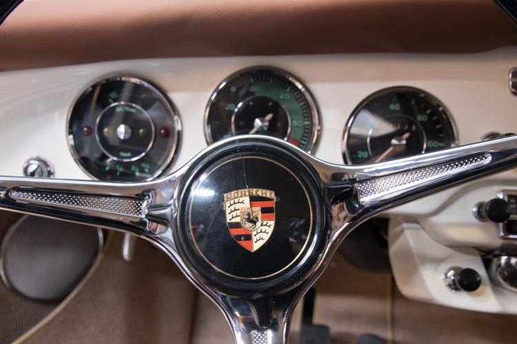 1964 Porsche 356 SC 14