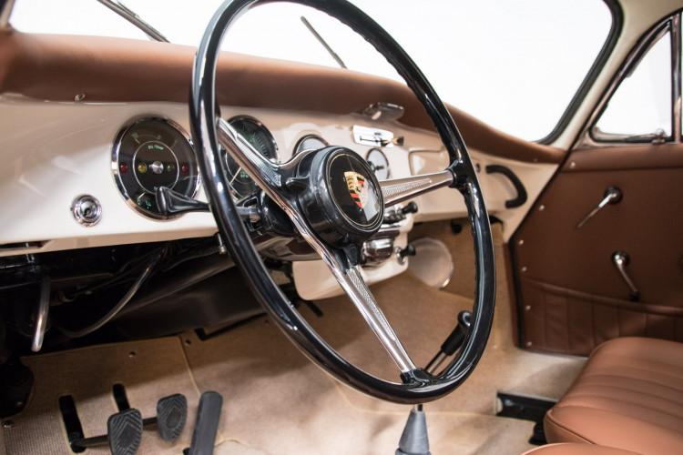 1964 Porsche 356 SC 11
