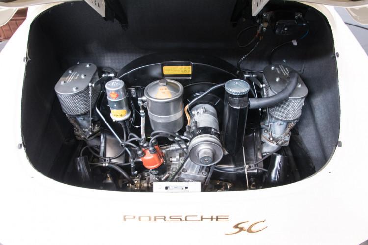 1964 Porsche 356 SC 22