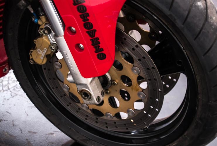 1993 Ducati Superbike 888 Desmoquattro 9