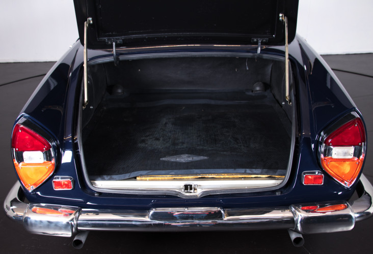1963 Lancia Flaminia GT 2.5  Touring 3C 30