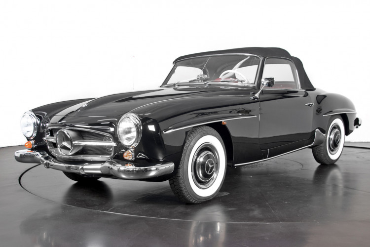 1961 Mercedes-Benz 190 SL 0