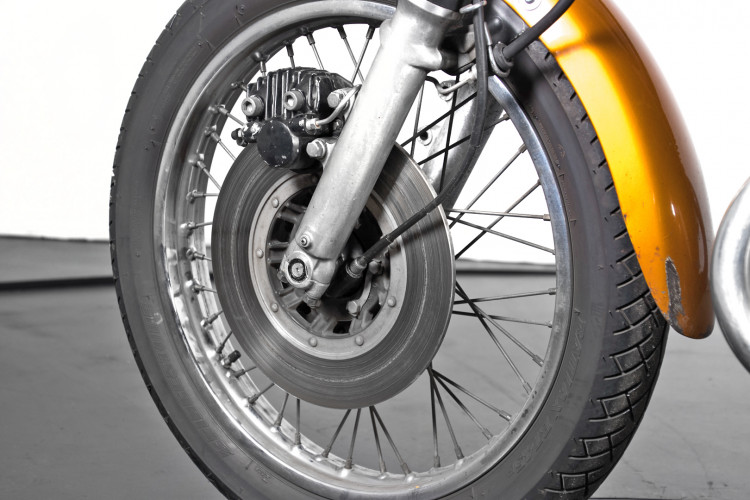 1972 Kawasaki 750 5