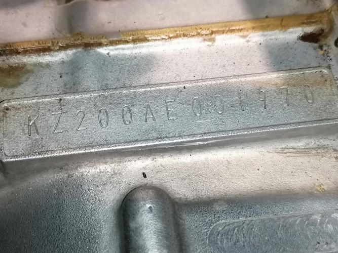 1979 KAWASAKI Z 200 17