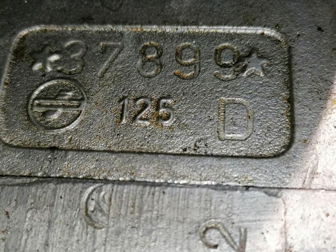 1953 INNOCENTI LAMBRETTA 125 18