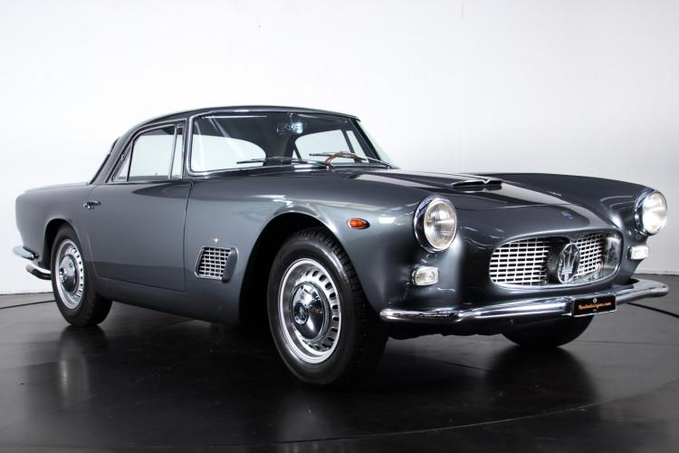 1962 Maserati 3500 GT I 7